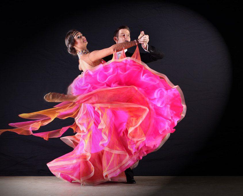 Nauka tańca towarzyskiego wszkole weWrocławiu