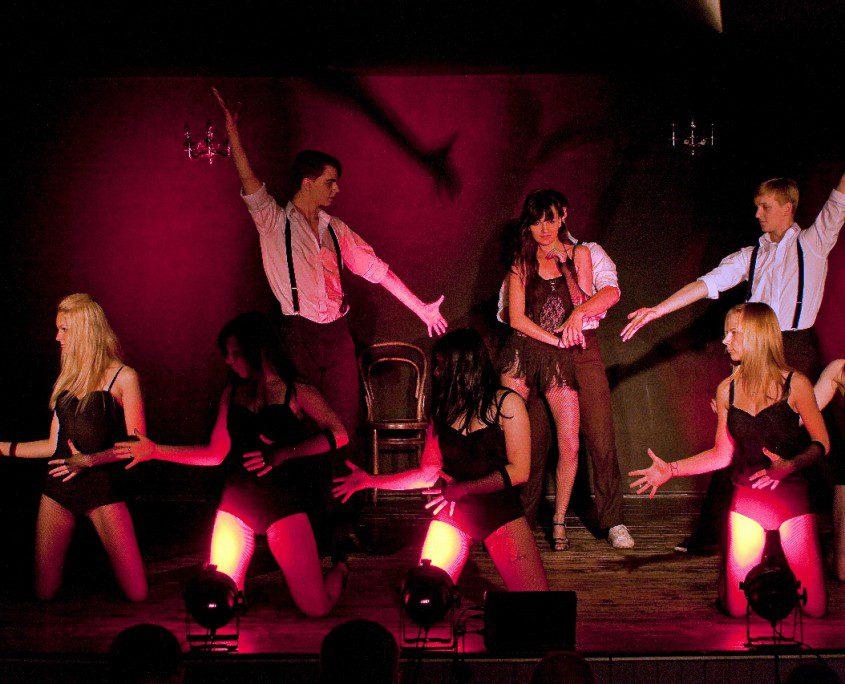 Musical Chica-go - Lekcje WF dla szkół