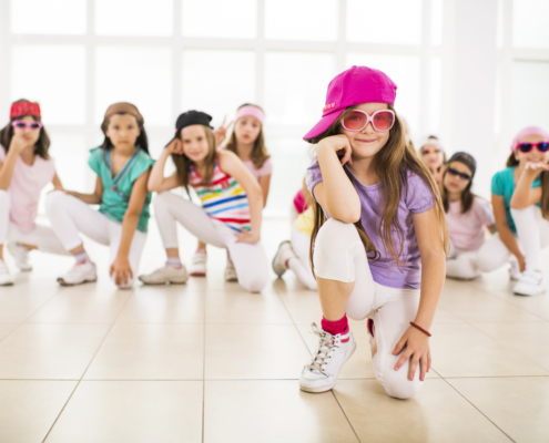 Rytmika, lekcje tańca wprzedszkolach iszkołach